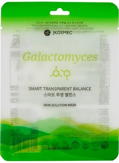 JKOSMEC Jkosmec Skin Solution Galactomices Mask Renksiz